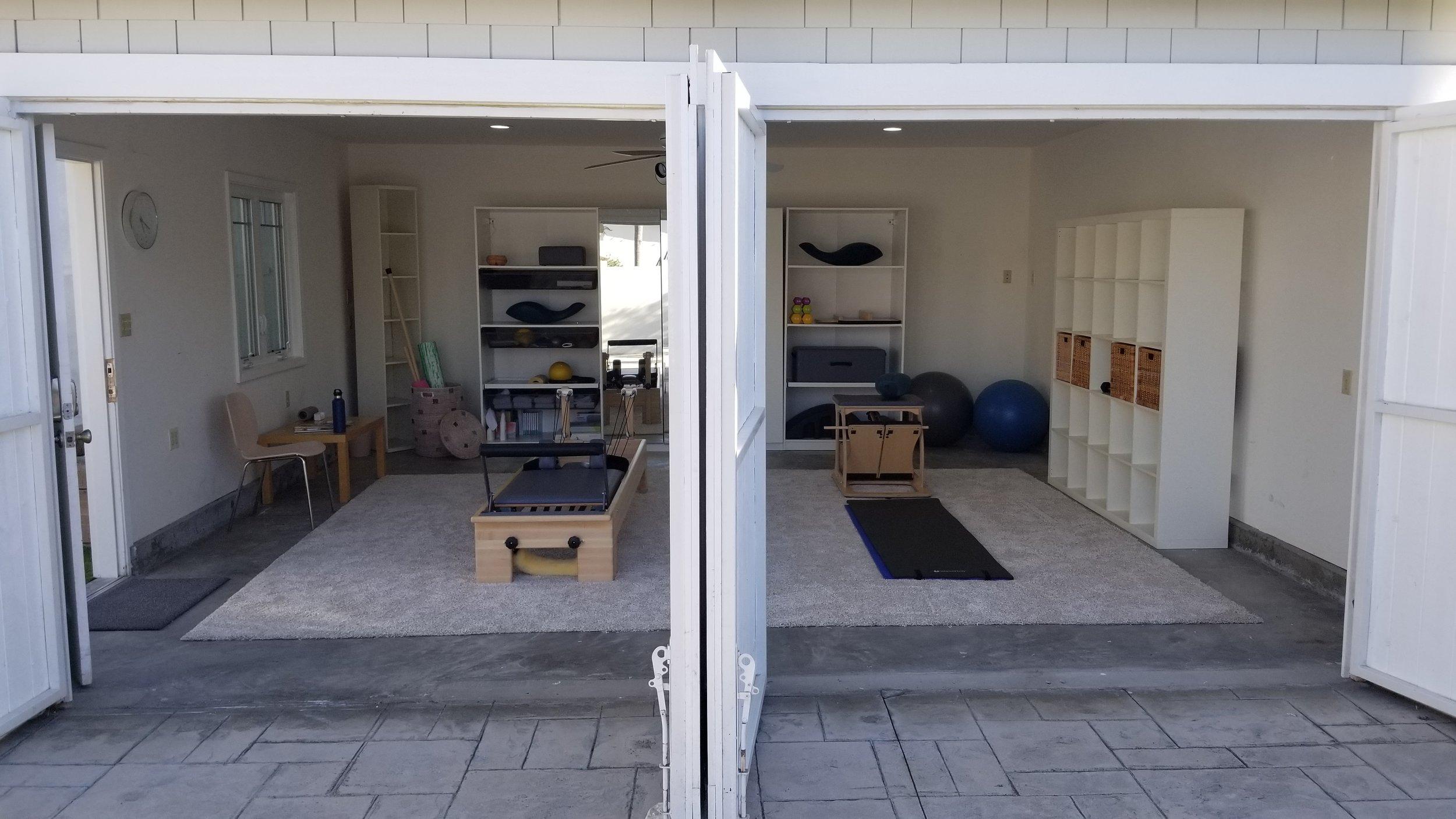 Pilates Studio_Open Air_Beautiful Studio_Private Pilates.JPG