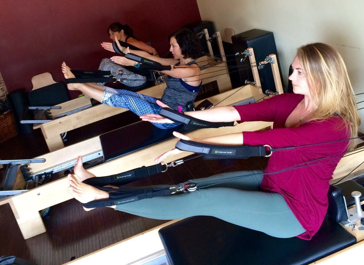Fun Pilates with Konnector_Pilates Teacher_El Segundo Pilates