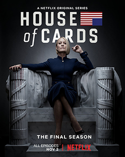 HOUSE OF CARDS  SEASON 6  Netflix   Costume Designer: Jessica Wenger