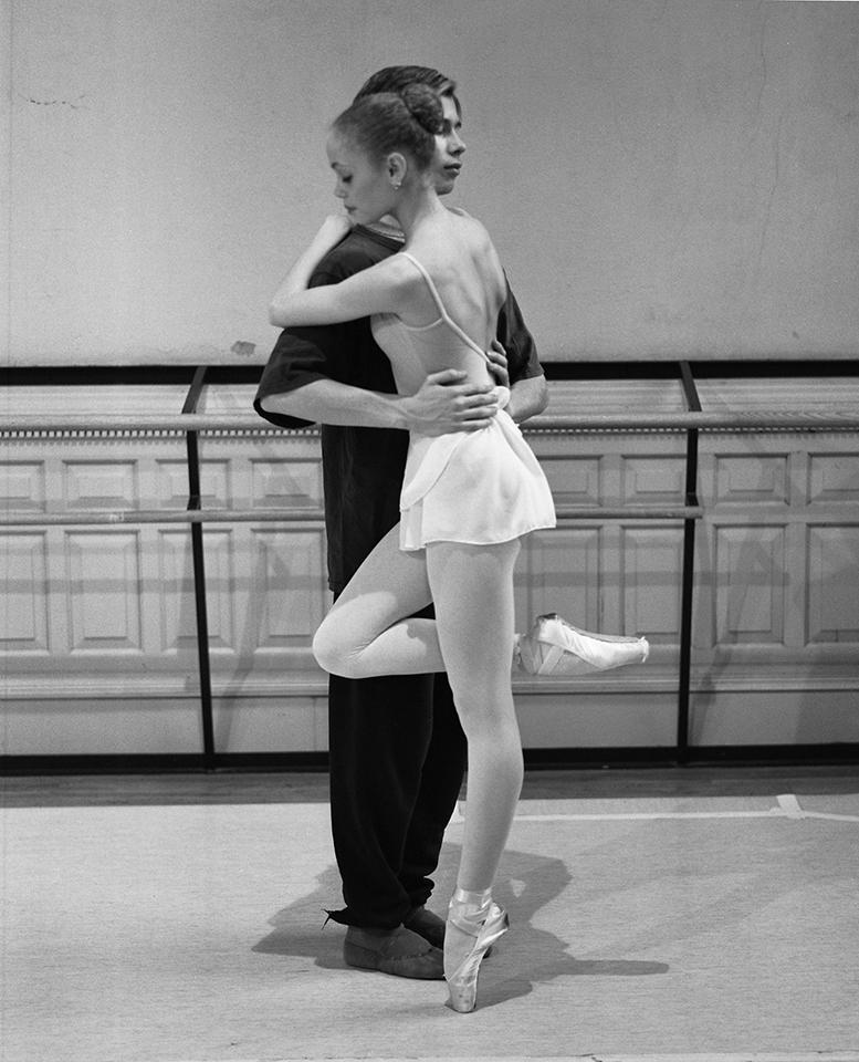 """Ballet pair"""