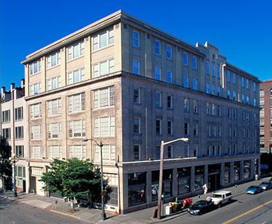 1st and King, Seattle, WA