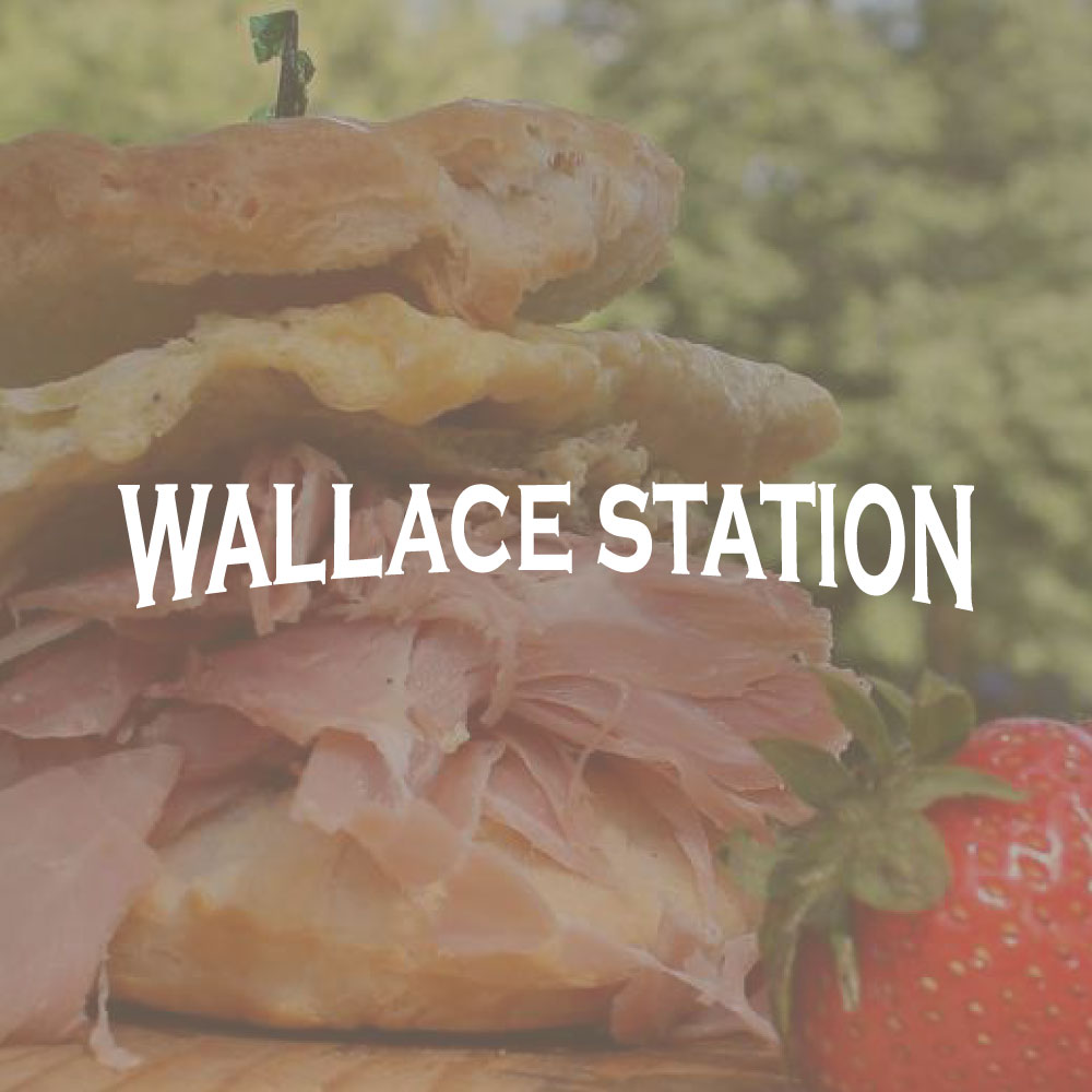 Wallace Station Deli Sandwiches Bakery Cookies Craft Beer