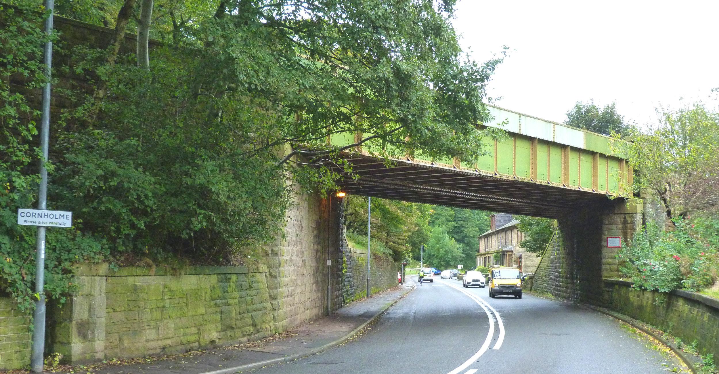 Hungry Wood railway bridge