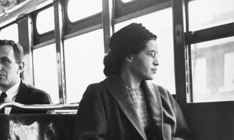For reference, this is Rosa Parks.