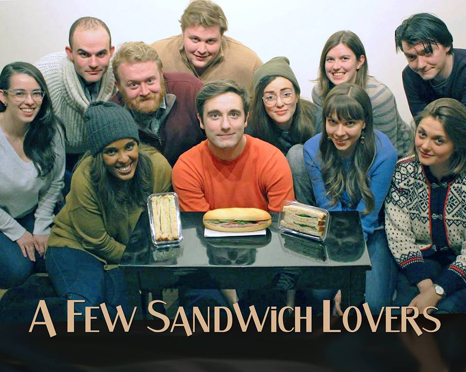 A Few Sandwich Lovers : Show Name- You Can't Spell Love Without Cleveland, OH.jpg