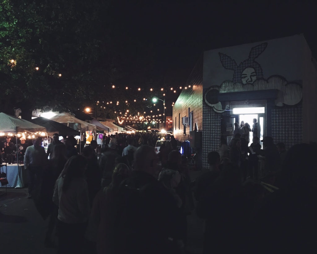 Lexington Night Market in Lexington, Kentucky