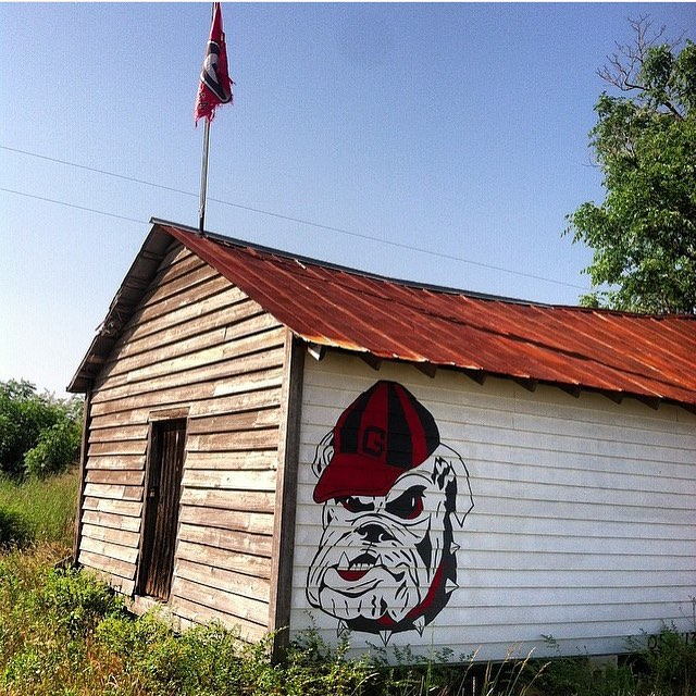 uga barn near athens ga