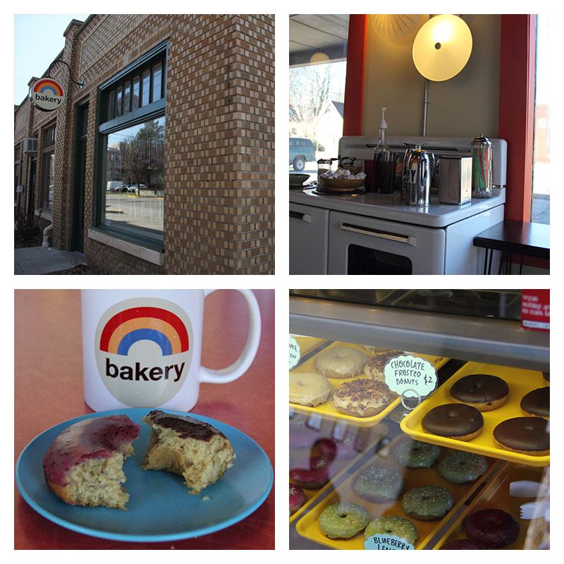 rainbow bakery