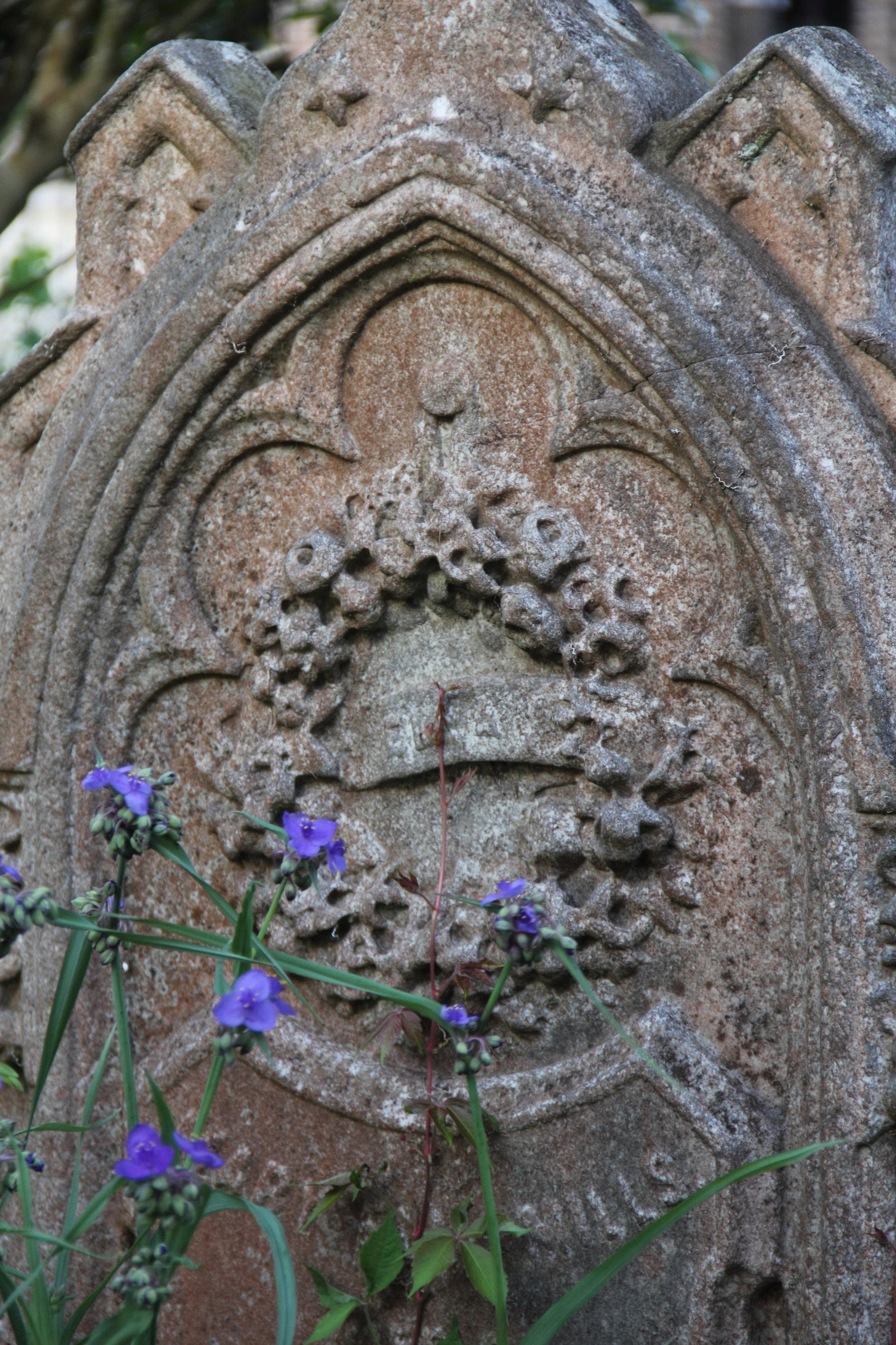 Unitarian Church Headstone