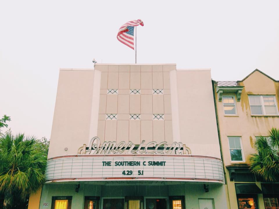 Recognize this historic theater?