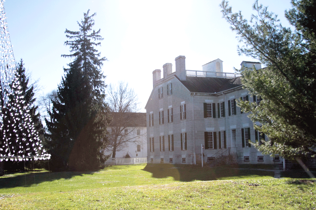shaker village at pleasant hill | Em's on the Road