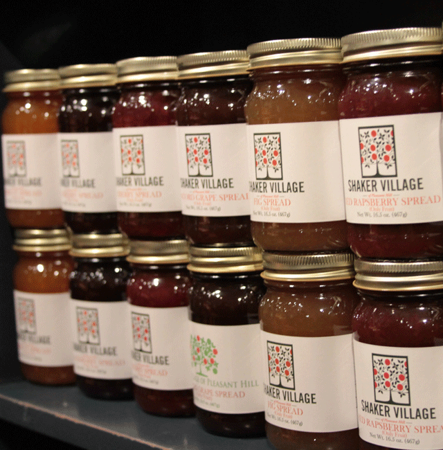 jams at shaker village | Em's on the Road