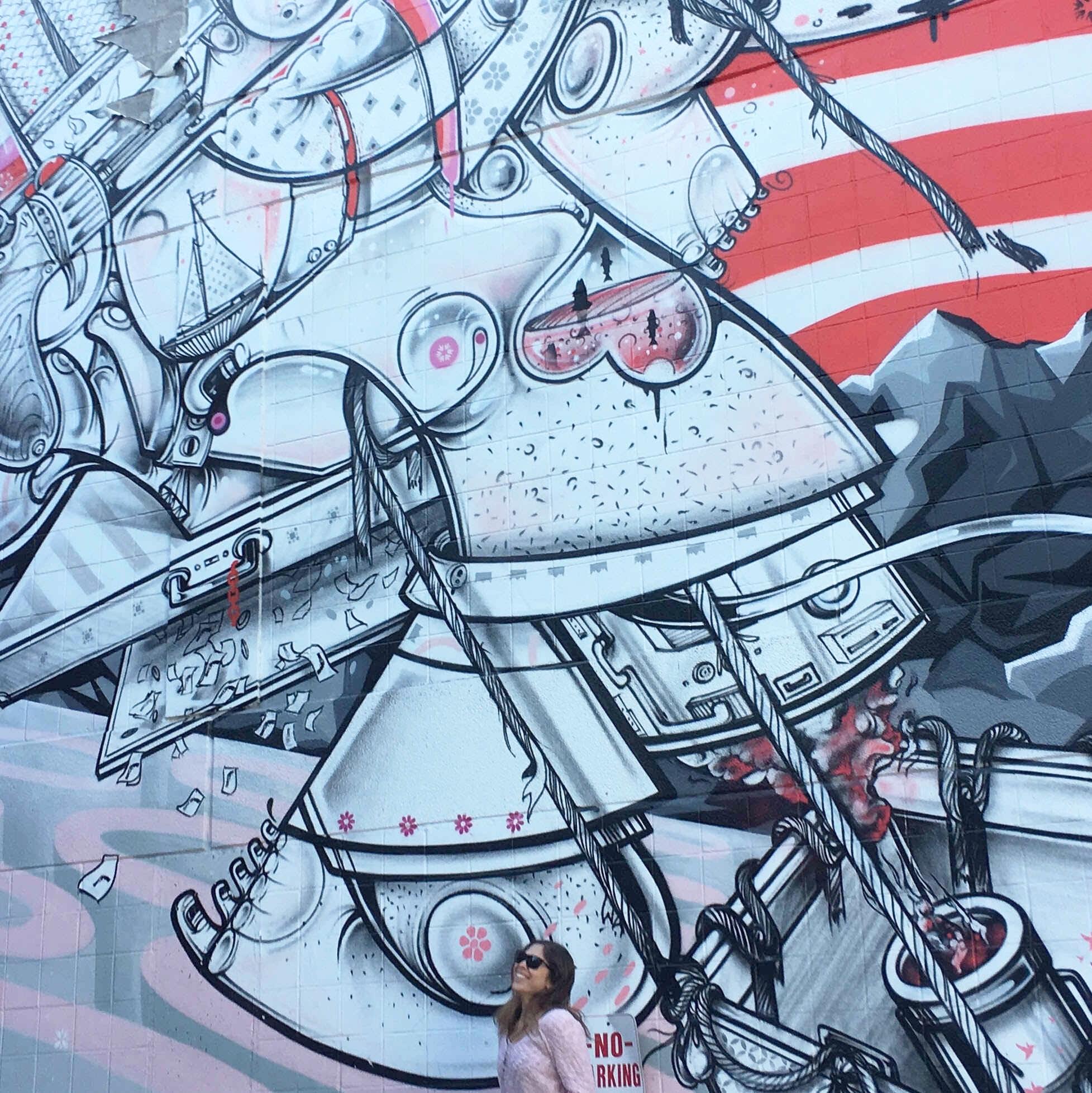 Mural Challenge Lexington