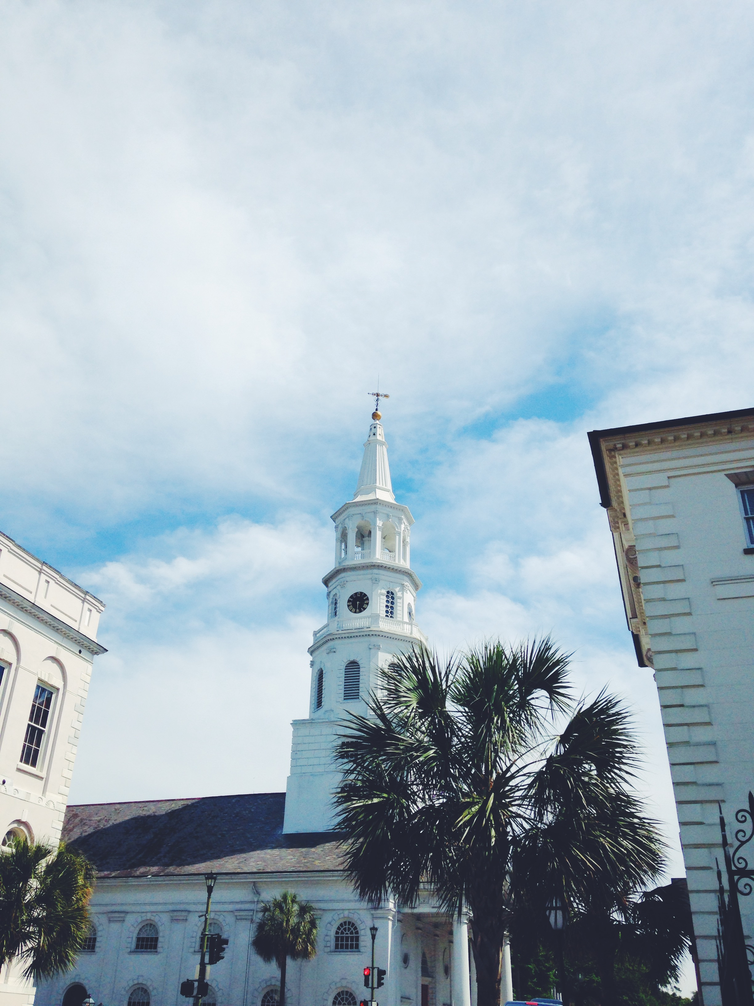 st michael's episcopal church, charleston
