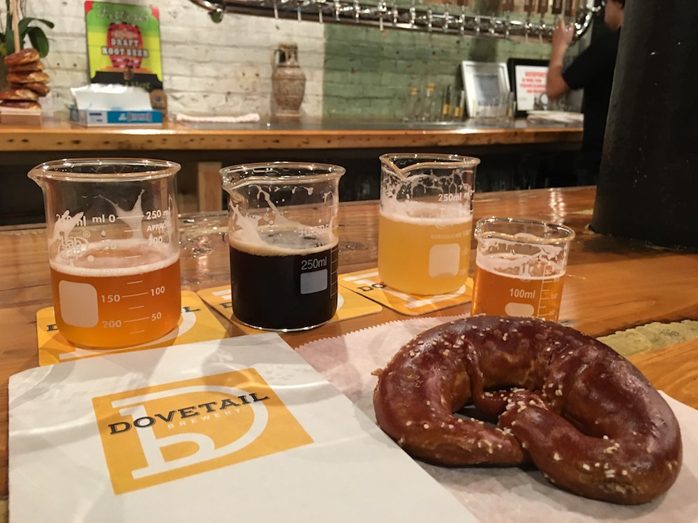 Dovetail Brewery