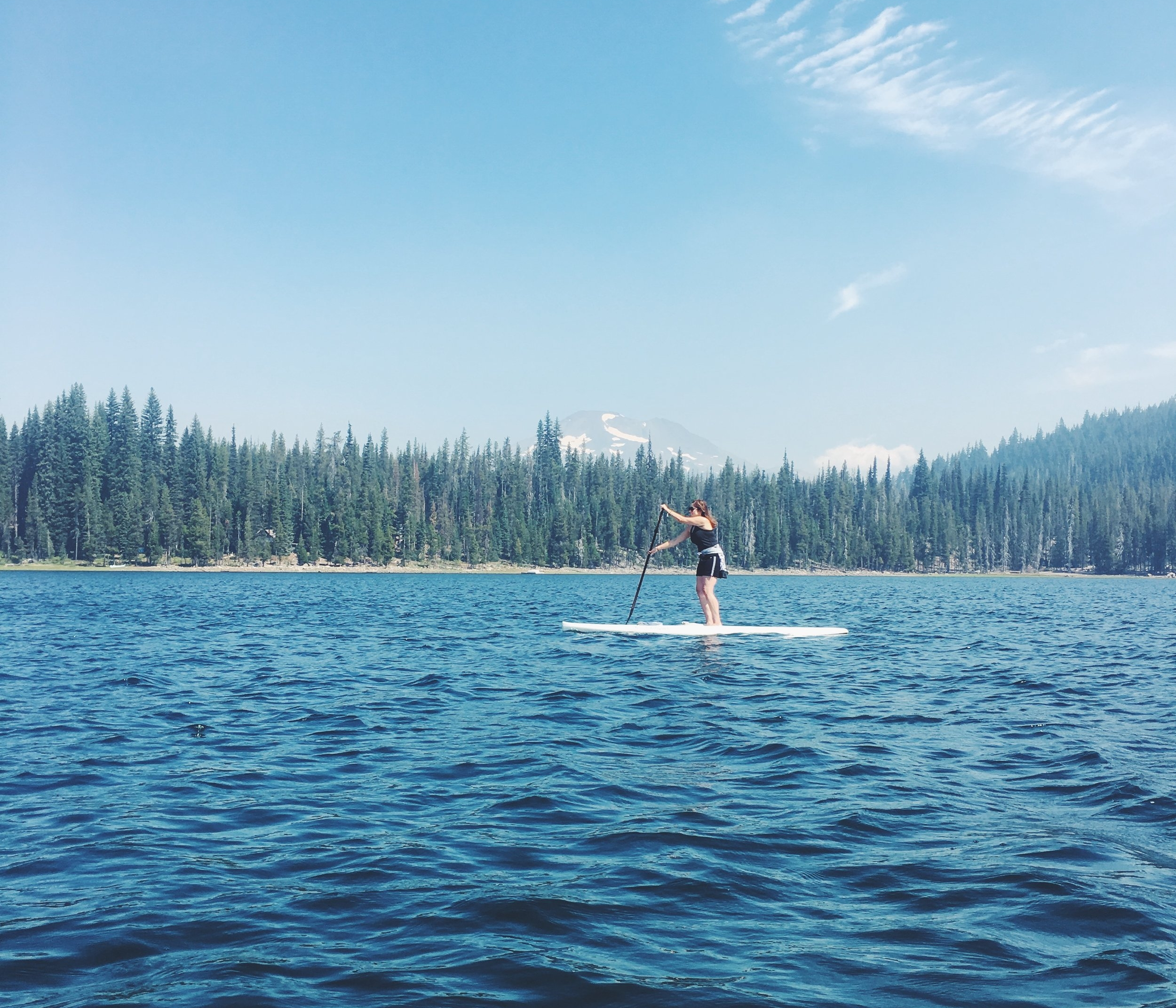 stand up paddle oregon