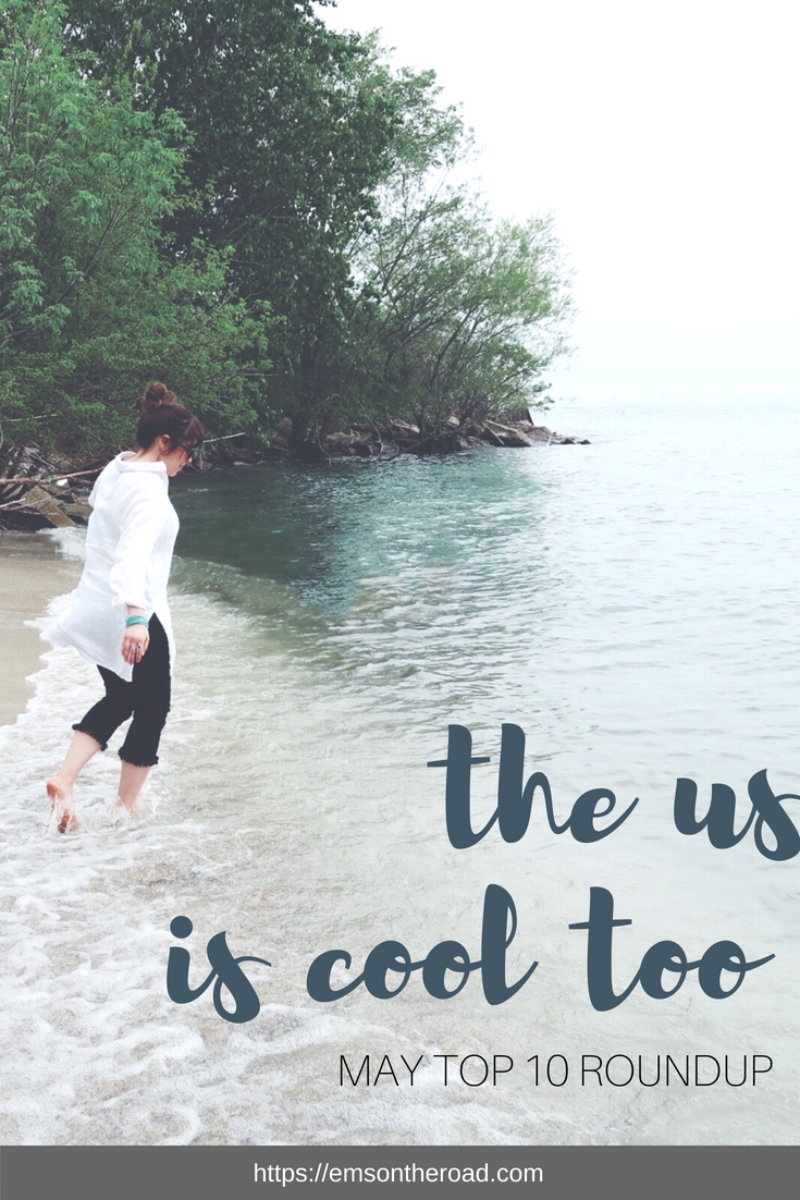 Need USA Travel Inspiration? Check out the #theusiscooltoo photo roundup