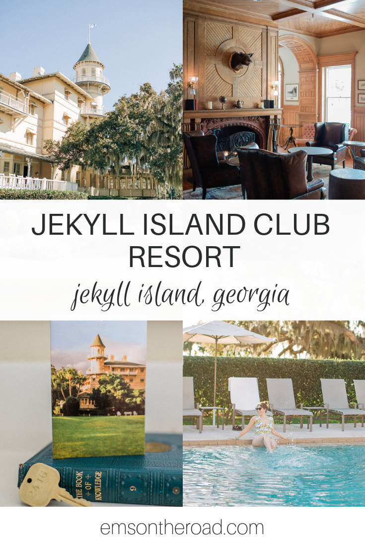 Escape winter on the Georgia coast at the Jekyll Island Club Resort