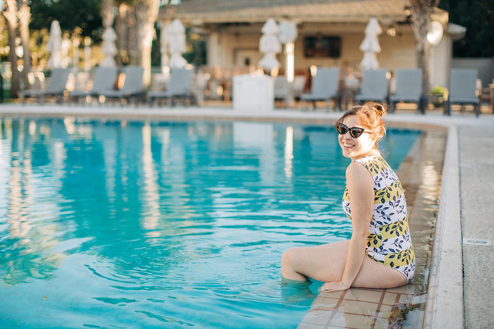 Sweet Paradise Club Lyle Suit