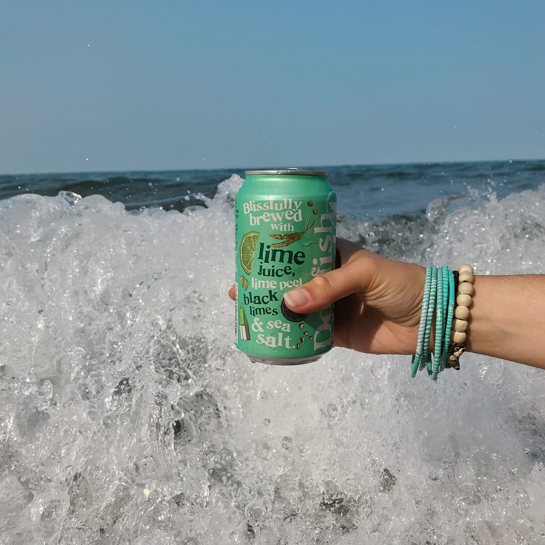 Is there anything better than cold beer on the beach?