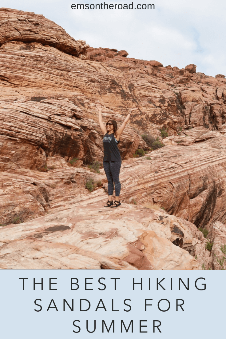 The Hiking Sandals You Need for Summer Adventures