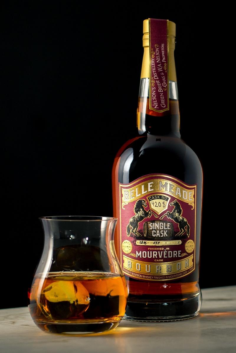 Belle Meade Bourbon Craftsman Cask Collection - First Release | Mouverdre Cask Finish