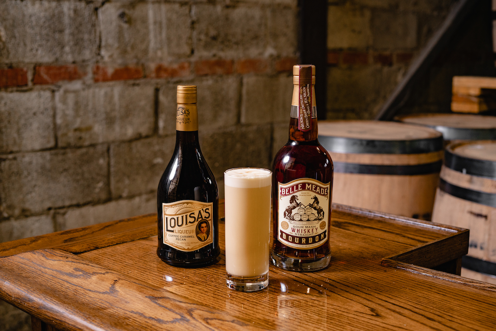 Belle Meade Bourbon | Germantown Flip Recipe