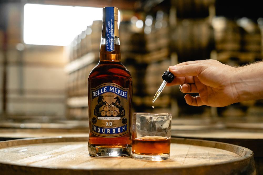 Belle Meade Bourbon | Canal Street Sazarac Recipe