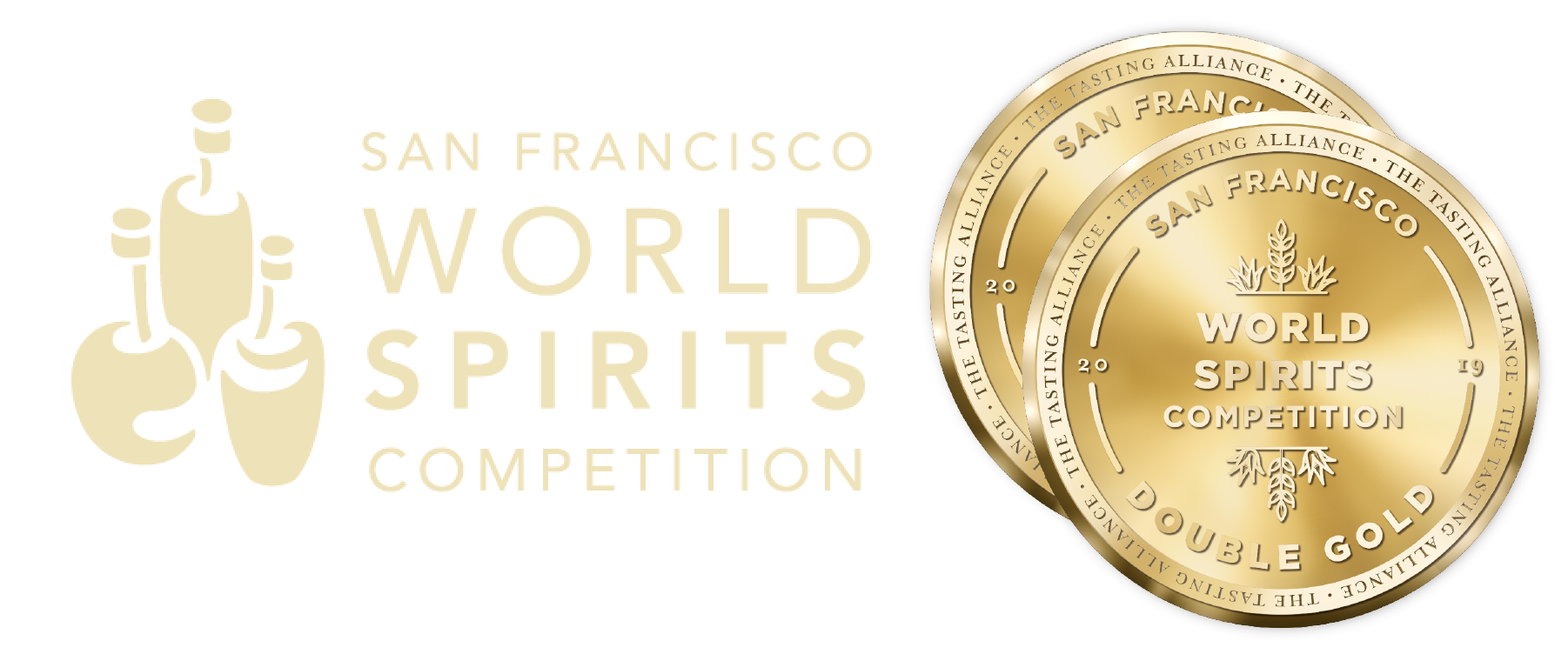 Double Gold Medal for Belle Meade Bourbon Honey Cask Finsih