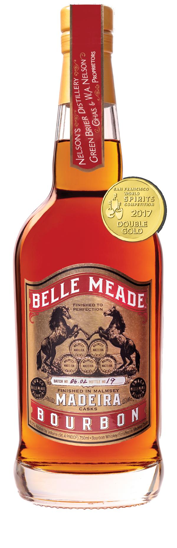 Belle Meade Bourbon Madeira Cask Finish