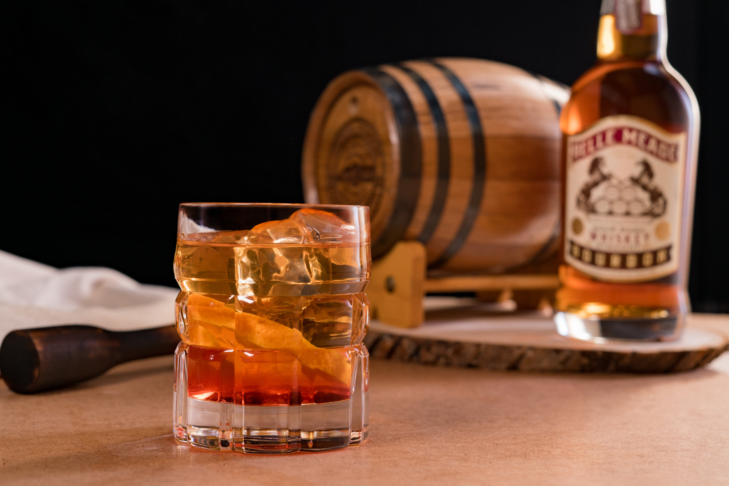 The Bollinger Old Fashioned