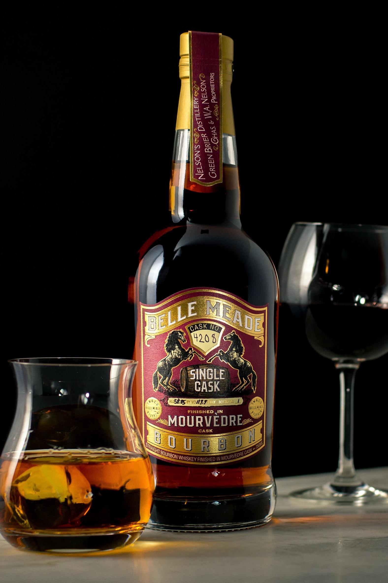 Belle Meade Bourbon Craftsman Cask Collection - Sixth Release | Mouverdre Cask Finish