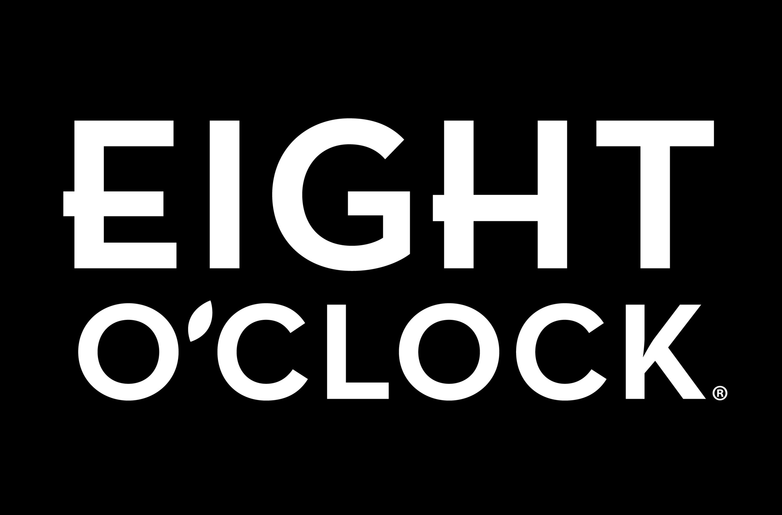 Original Eight O'Clock Coffee Logo