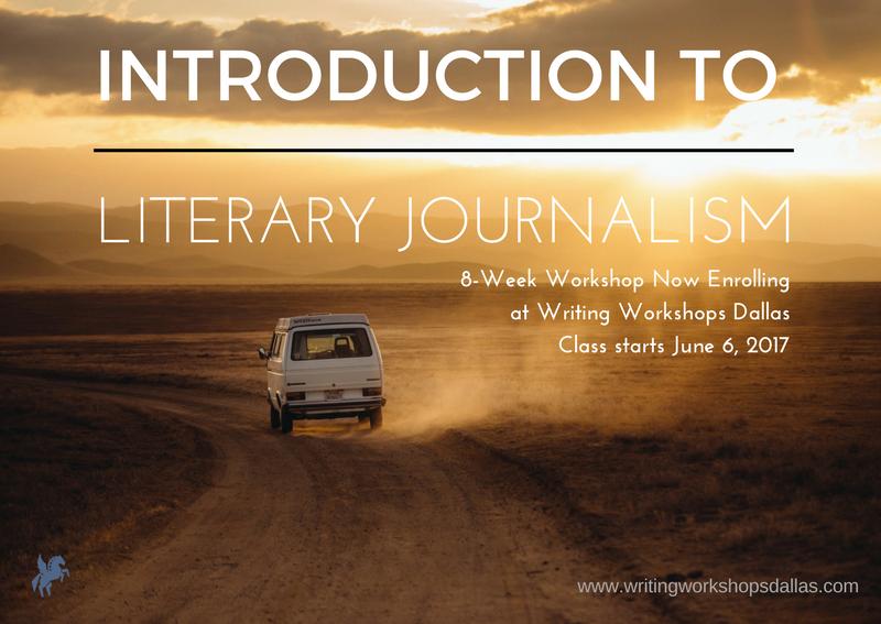 Writing Workshops Dallas Texas