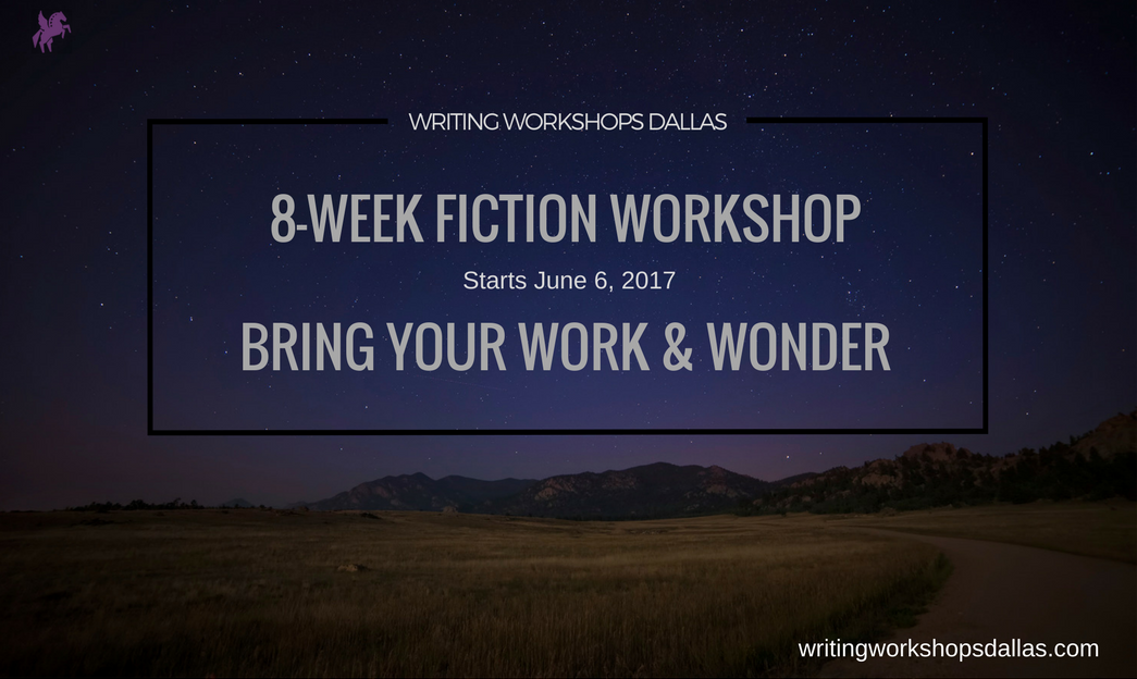 Creative Writing Workshop Dallas, TX Fiction Workshops