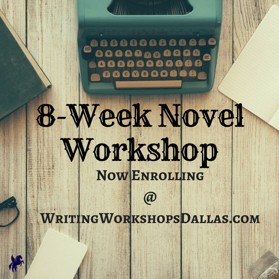 Novel Workship Dallas, TX Literary Dallas DFW Writers Workshop