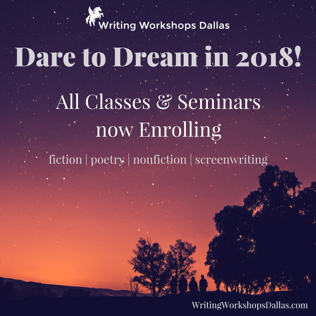 Writing Workshops Dallas