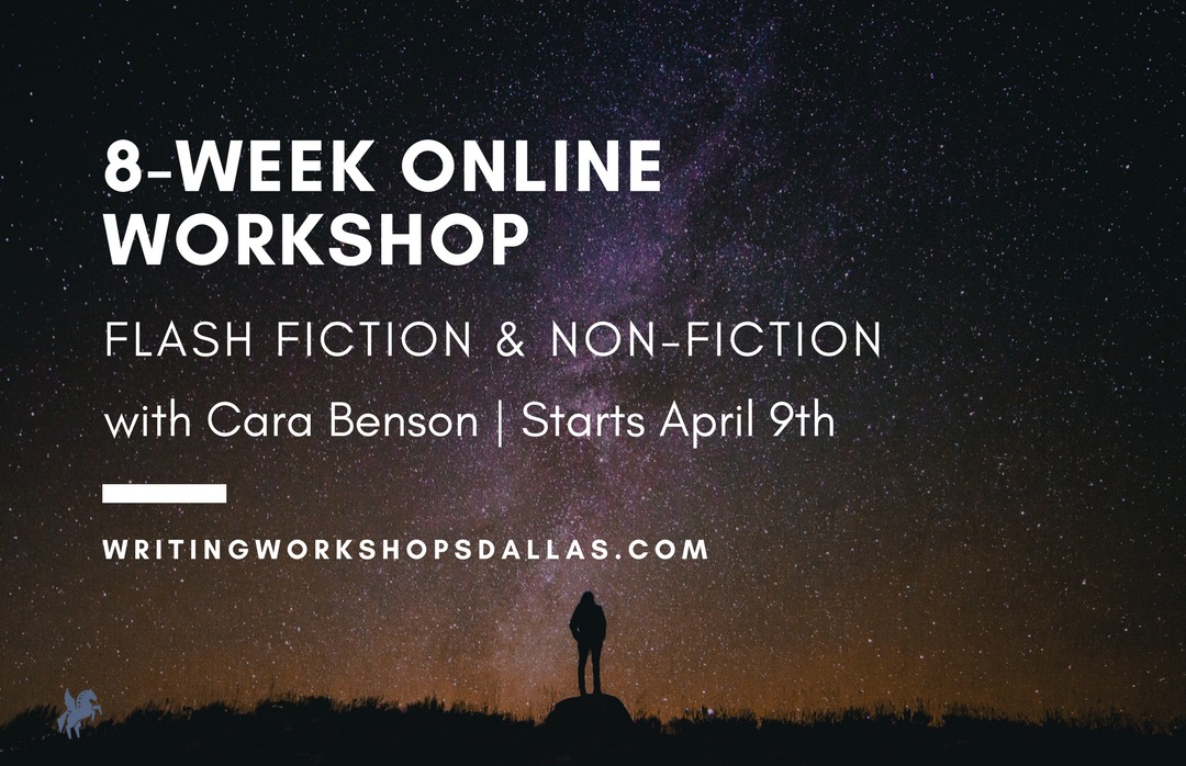 Flash Fiction Flash Non-Fiction Online Writing Workshop