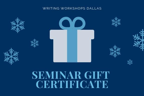 Seminar Gift Certificate
