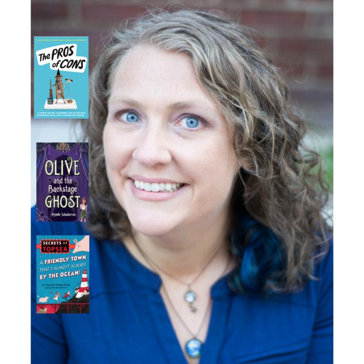 Novelist Michelle Schusterman.png