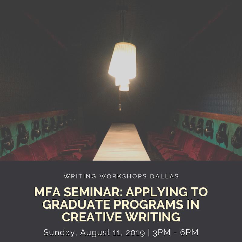 MFA Seminar Applying to Graduate Programs in Creative Writing.png