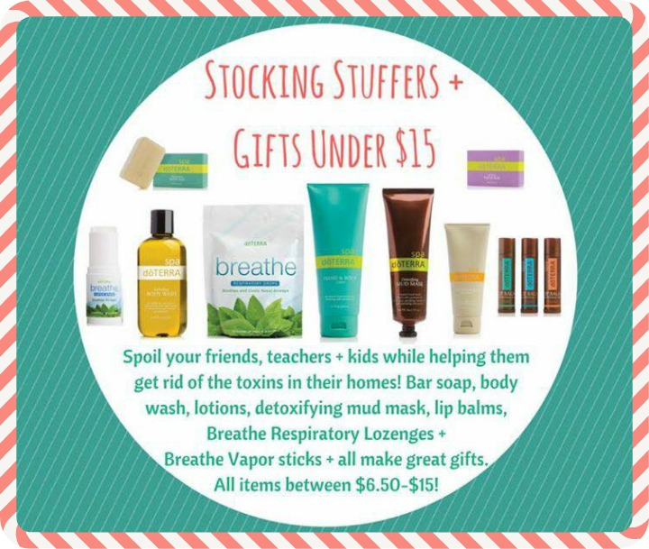 Natural Gifts Under $15