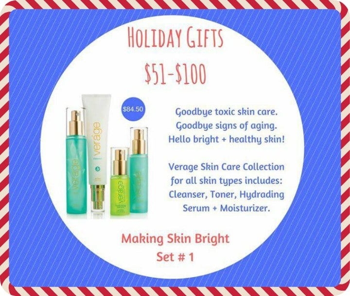 Making Skin Bright