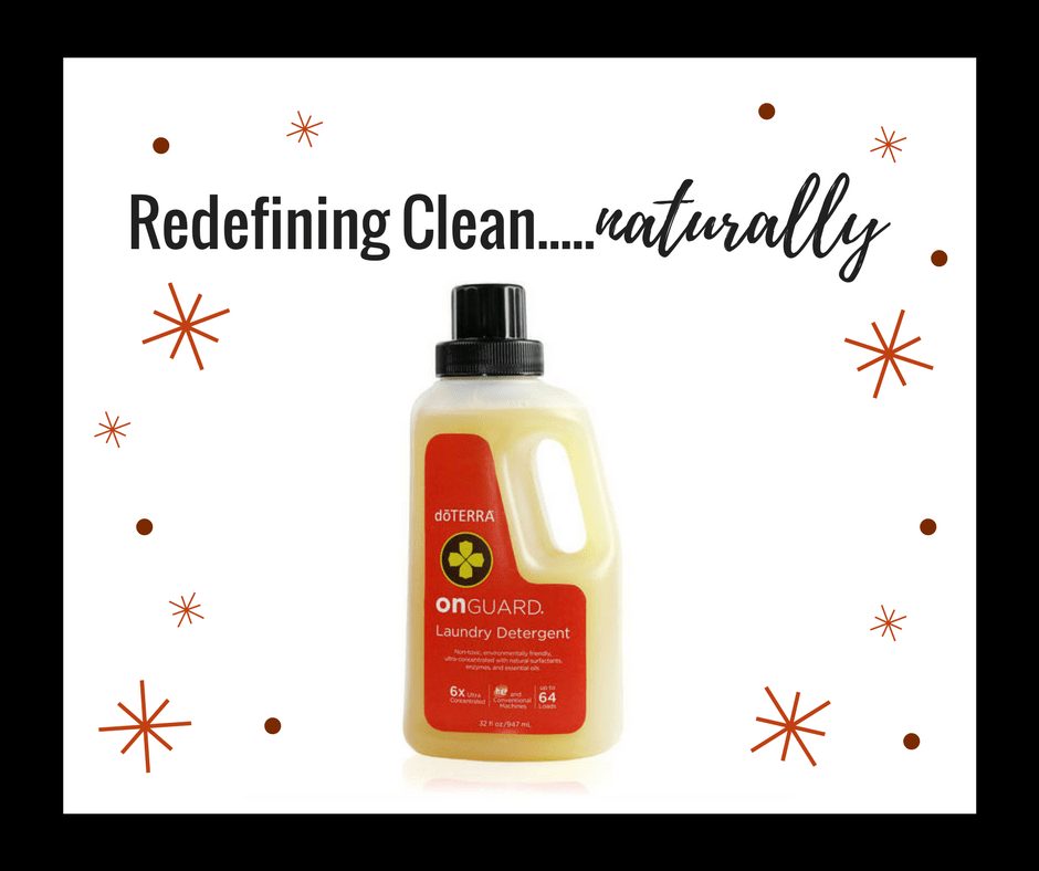 Redefining Clean naturally