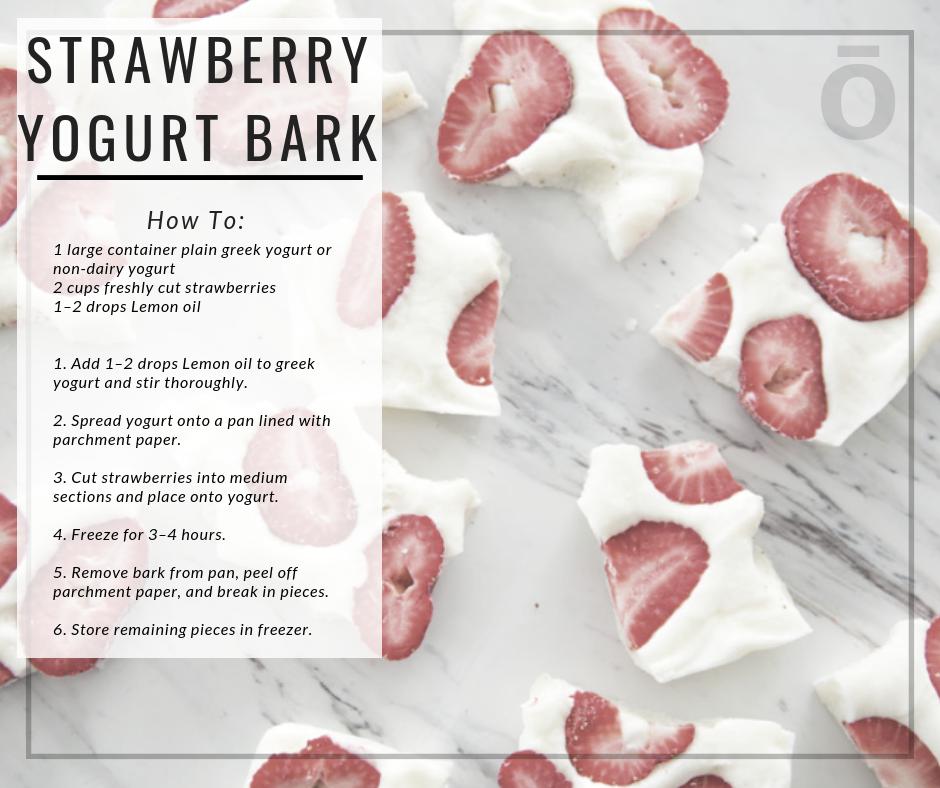 Strawberry Yogurt Bark with Essential Oils.png