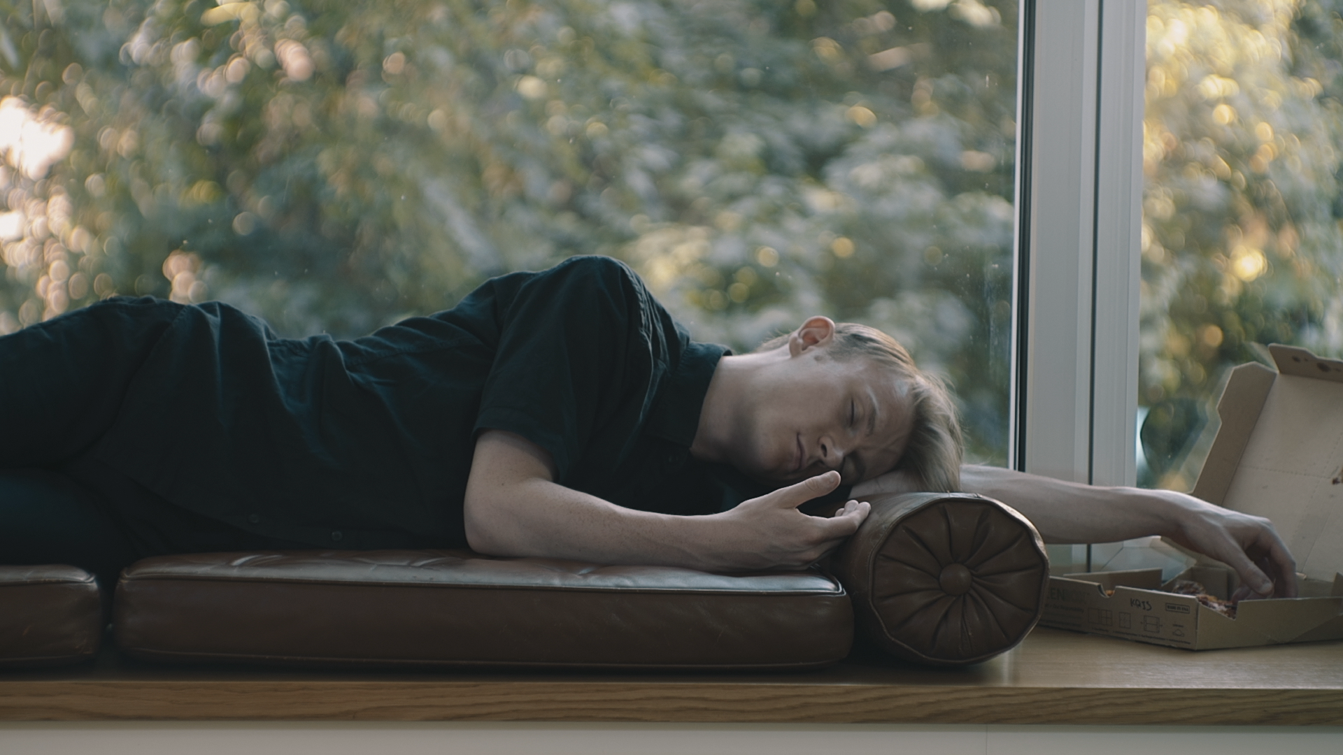 Still from OVERHEAD LIGHT by  Christopher Arcella