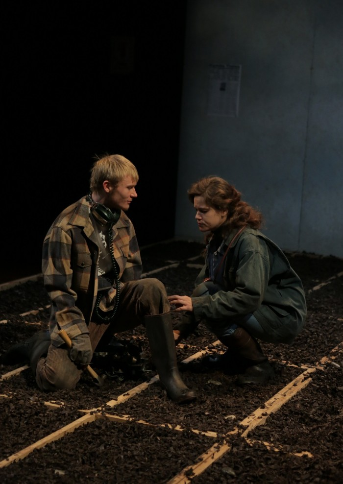 FEN by Caryl Churchill // October 2012