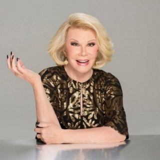 Joan Rivers fand: Looking 50 is great – if you're 60
