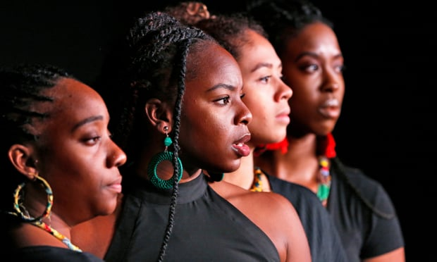 Queens of Sheba. Photograph: Murdo MacLeod for the Guardian
