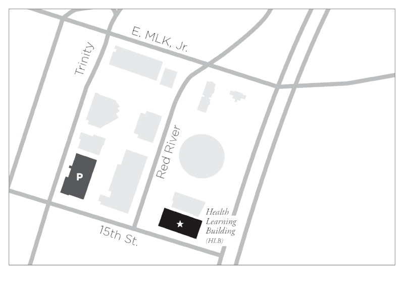 Health Learning Building map